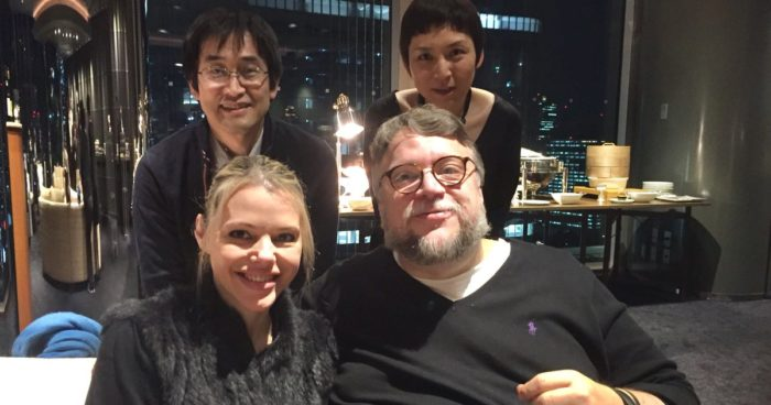 Guillermo del Toro and Junji Ito, (ex Silent Hills alum) Get Together (Update)