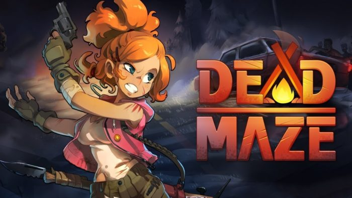 Giveaway: Isometric 2D Zombie MMO Dead Maze Releases Feb 13; Claim a Beta Code Now! (Update)
