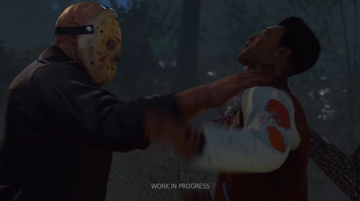 Friday the 13th Single Player Mimics The Movies