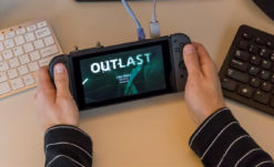 Outlast Available on Switch NOW