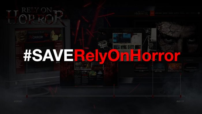 Rely on Horror Needs Your Help