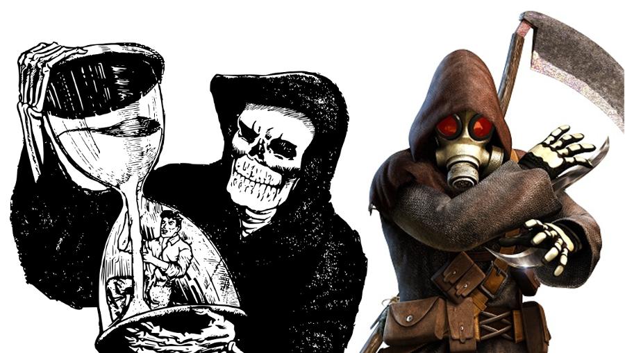 Grim Reaper Hunk