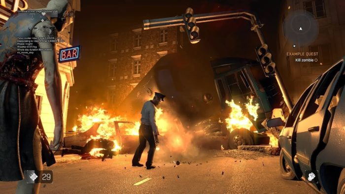 Check out Resident Evil 2 Recreated in Dying Light With Mod