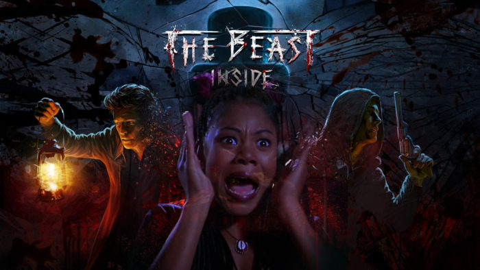 OK, The Beast Inside is Actually Pretty Scary