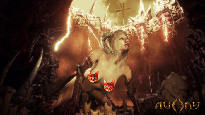 Agony Avoids Adults Only Rating with Alterations on Consoles; Uncut PC Patch Announced