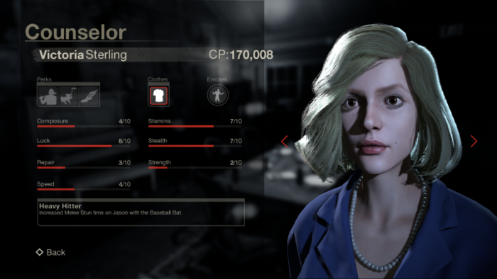 "New Counselor ""Victoria"" is getting added to Friday The 13th: The Game"