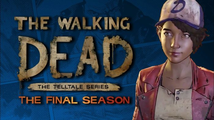 Take your first look at Telltale's The Walking Dead Final Season