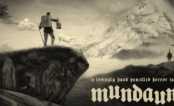 Hand-Pencilled Horror Game Mundaun Due for Spring Release