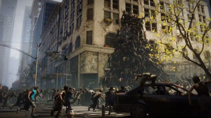 Check out Gameplay in a New Trailer for the World War Z Game