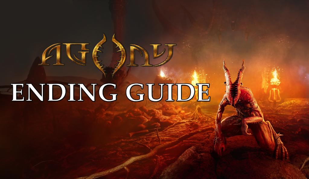 Agony Ending Guide