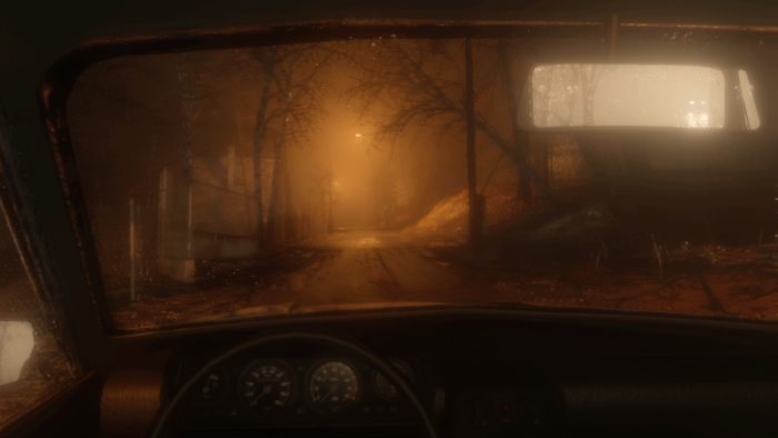 Driving-Based Thriller 'BEWARE' Launches Demo
