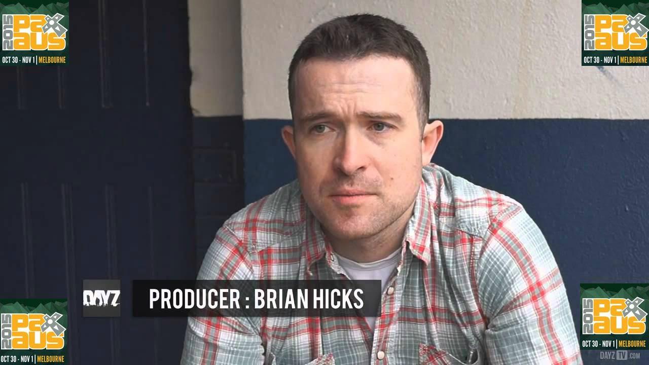 DayZ Brian Hicks