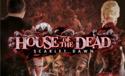 House Of The Dead Scarlet Dawn Is Coming To Western Arcades