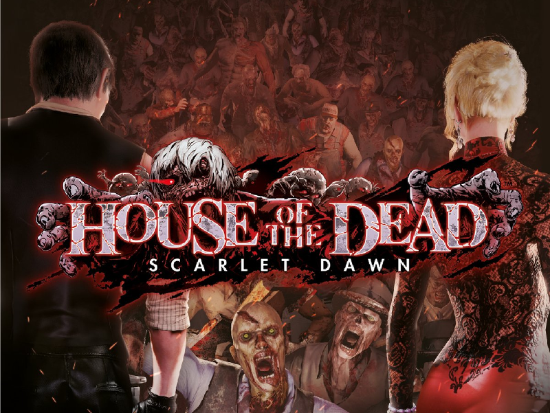 House Of The Dead Scarlet Dawn