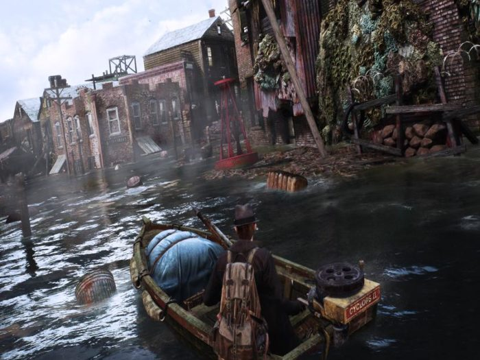 More Lovecraftian Goodness Is Coming Your Way in The Sinking City