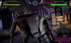 Horror Fighting Game Terrordrome Now On Kickstarter