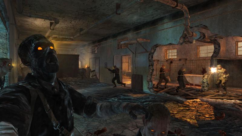 Call of Duty Verruckt Zombies