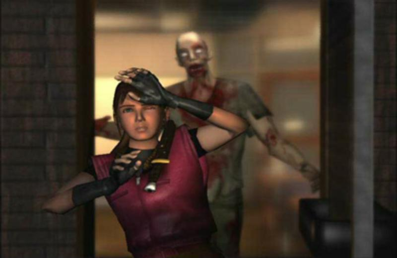 Resident Evil 2's Claire Redfield