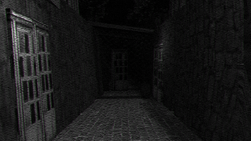 Monochromatic PS1-inspired title Concluse gets release date - Rely on Horror