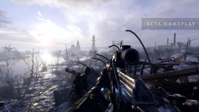 E3 2018: 4A Games shows 17 minutes of Metro Exodus