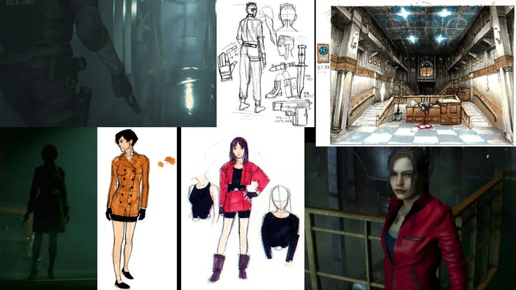 Resident Evil 2 Remake Scrapped Re 1 5 Content Resurfacing Rely