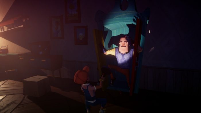 'Hello Neighbor' Multiplayer Sequel 'Secret Neighbor' Announced