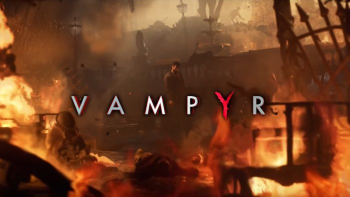 Fox 21 Bringing the Desolate London of Vampyr to Television