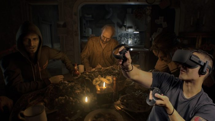 Oculus VP Wants Resident Evil 7 VR Support on PC Too