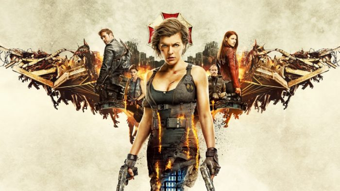 Horror Movie Commentary #21 – Resident Evil: The Final Chapter (Download Now)!