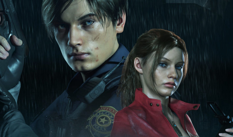 Re2 Remake These Might Be The Models For Leon And Claire Rely