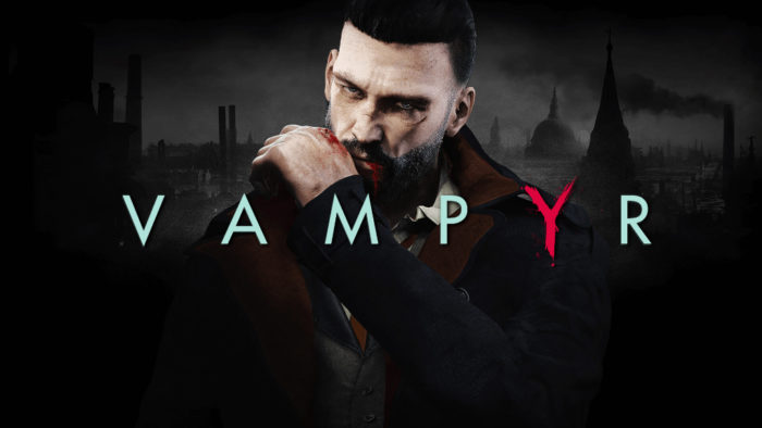 Vampyr Infects Nintendo Switch