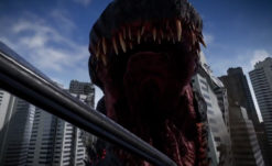 New Shin Godzilla action experience rises out of Bandai Namco's VR Zone