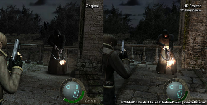 RE4 HD Project Releases New Update, Most Complete Yet