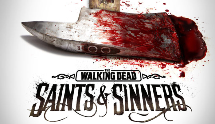 SDCC 2018: The Walking Dead: Saints & Sinners Announced