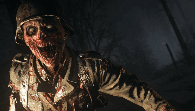 WWII Zombies Jumpscares