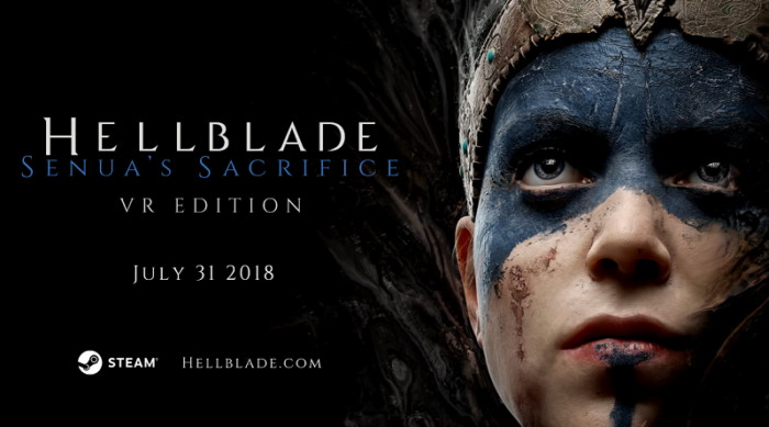 Hellblade: Senua's Sacrifice VR Edition Gets Surprise Announcement