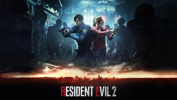 RE2 Remake: Cover Pays Homage to Classic Art