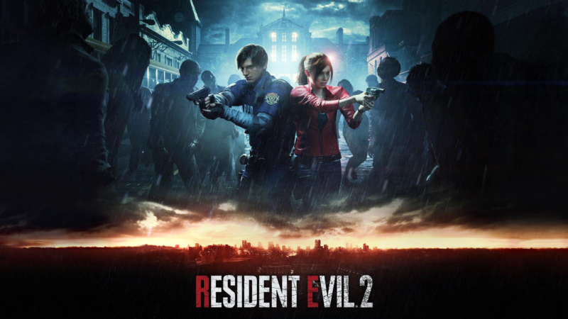 RE2 Remake: Cover Pays Homage to Classic Art - Rely on Horror