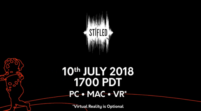 Stifled Makes Some Noise on PC on July 10