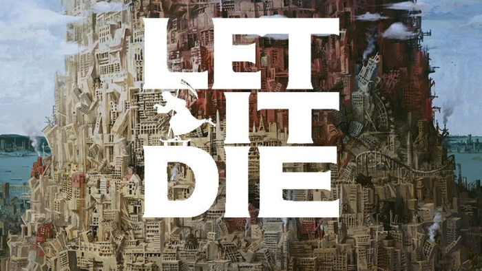 LET IT DIE announced for PC later this year