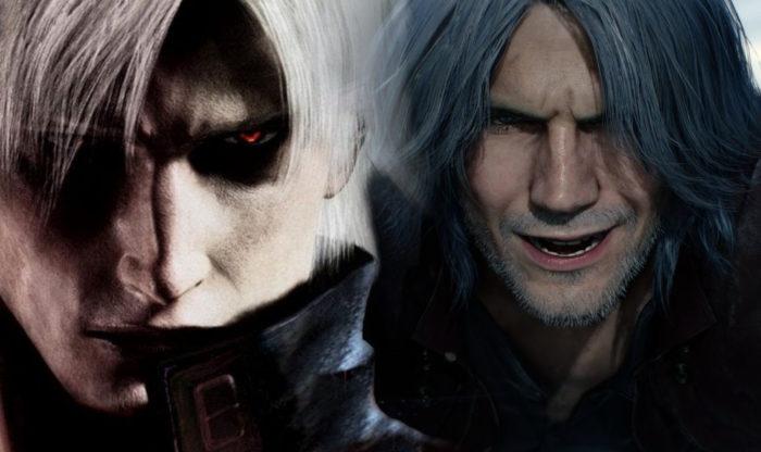 Capcom: Devil May Cry V Set After Infamous DMC2 (Update: DmC Canon Status)