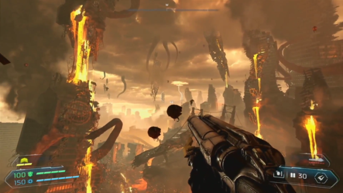 QuakeCon 2018: Bethesda Shows Off 17 Minutes Of DOOM Eternal Gameplay