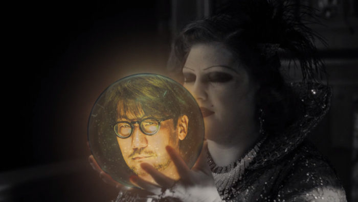 Hideo Kojima Made the Death Stranding Team Watch Twin Peaks
