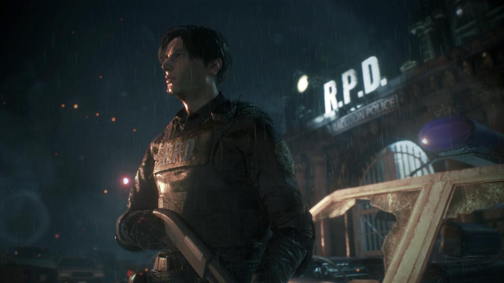 Resident Evil 2 4K