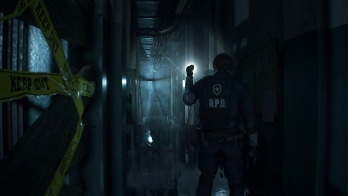 RE2 Remake: Cheesy Dialogue, Over the Shoulder, and Leon's Hair
