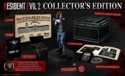 RE2 Remake: EU Collector's Edition Comes With Keys, Steelbook