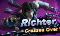 Simon and Richter Belmont Make Their Way Into Super Smash Bros.