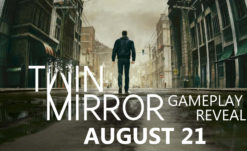 Twin Mirror Gameplay Reveal August 21st