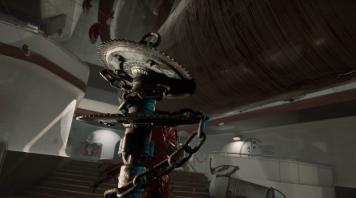 Atomic Hearts' NVIDIA RTX Support Makes for Terrifyingly Realistic Visuals