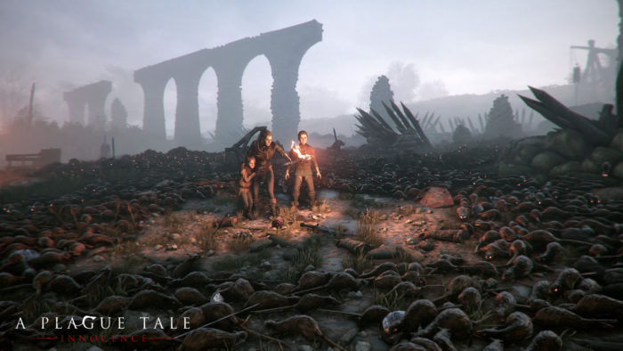 Gamescom 2018: Behold the Terror of Rats, War, and Pestilence in A Plague Tale: Innocence